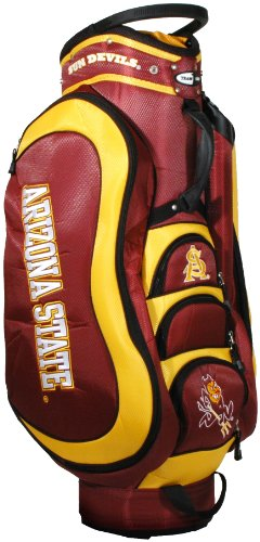 NCAA Arizona State Sun Devils Medalist Golf Cart Bag