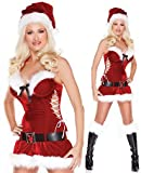 Hefs Holiday Honey Costume - Small - Dress Size 4-6