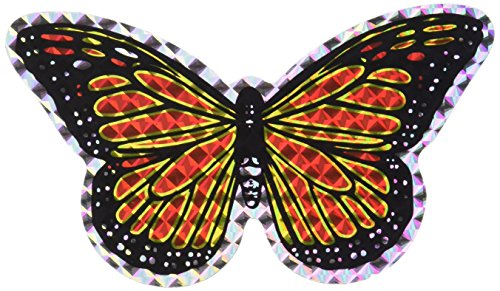 StealStreet 52068 Butterfly Decorative Screen Refrigerator Magnet, 5