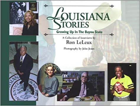 Louisiana Stories: Growing Up in the Bayou State: Amazon.es ...