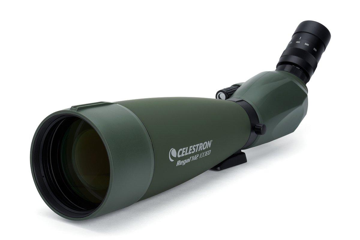 Celestron 52306 Regal M2 100ED Spotting Scope by Celestron   B00BQ52QS2