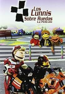 Los Lunnis Sobre Ruedas [DVD]