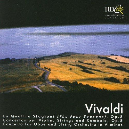 (Vivaldi: Le Quattro Stagioni; Concerto For Oboe and String Orchestra In A Minor)