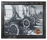 Harley-Davidson Nostalgic Factory Mirror HDL-15214