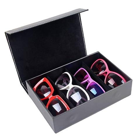 Lineary Caja de Gafas de Gafas de Sol de Gafas Estuche de ...