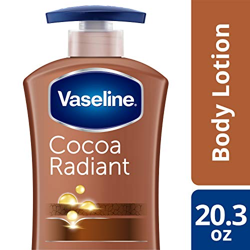 Vaseline Intensive Care Body Lotion, Cocoa Radiant, 20.3 oz