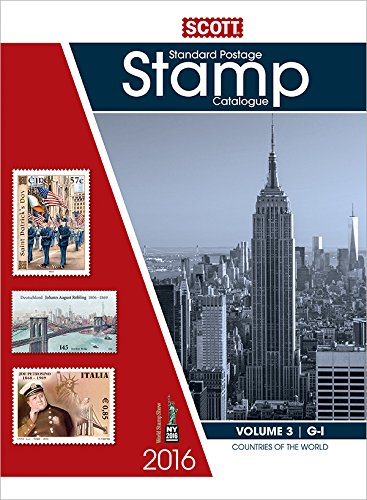 2016 Scott Catalogue Volume 3 - (Countries G-I): Standard Postage Stamp Catalogue (Scott Standard Postage Stamp Catalogue Vol 3 Countries G-I) by Scott (Image #2)