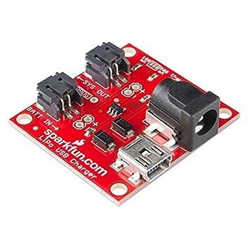 Cargador de batería LiPo USB: Amazon.es: Electrónica