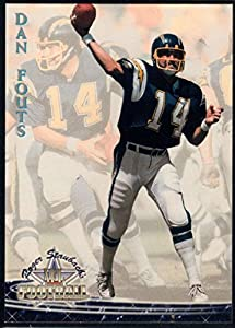 Football NFL 1994 Ted Williams Roger Staubach's NFL #54 Dan Fouts NM-MT Chargers