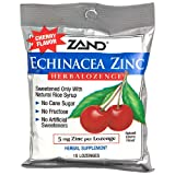 Zand Herbal Lozenges, Echinacea Zinc, 15 Lozenges