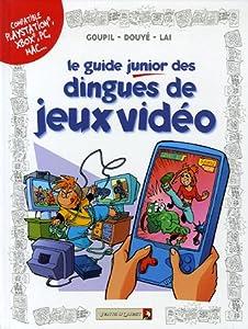 """Afficher """"Le guide junior des dingues de jeux vidéo"""""""