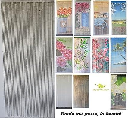 Tende Di Bambu Per Esterno.Tenda Per Porta In Bambu Interni Ed Esterni Porte Porte Interne Porta Finestra 90x200 Diversi Modelli Tra Cui Scegliere Di Madeinnature Modele