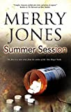 Front cover for the book Summer Session by Merry Jones