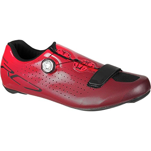 Shimano Sh-rc7 Scarpa Da Ciclismo In Edizione Limitata - Uomo Rosso