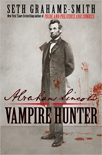 Abraham lincoln vampire hunter seth grahame smith amazon books fandeluxe Image collections