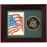 Allied Frame United States Army Vertical Picture Frame