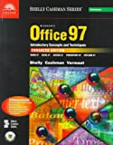 Microsoft Office 97 Introductory Concepts and Techniques - Enhanced Edition, Shelly, Gary B. and Cashman, Thomas J., 0789557975