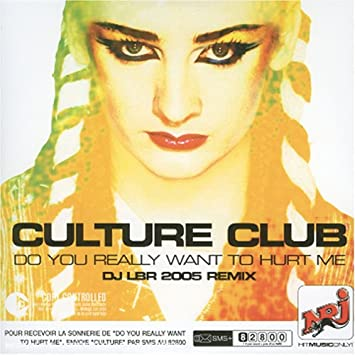 Culture Club Do You Really Want To Hurt Me Amazoncom Music