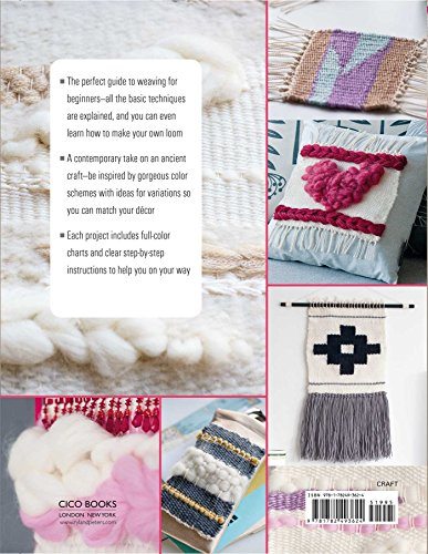 Modern Weaving Learn To Weave With 25 Bright And Brilliant Import It
