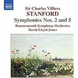 C.V.スタンフォード:交響曲集 第2集