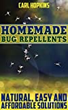 Homemade Bug Repellents