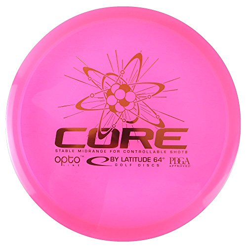 Latitude 64 Opto Line Core Midrange Golf Disc [Colors May Vary] - 173-176g