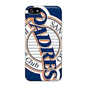 Perfect Fit San Diego Padres Case For Iphone - 5/5s