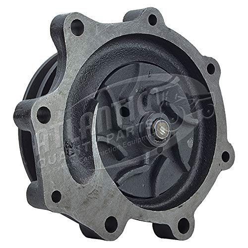 Complete Tractor Water Pump for Ford/New Holland 230A 231 2310 233 234 250C 2600 260C 2610 2810 2910 3000 Series 3 Cyl 65-74 333 334 335 340 340A 340B 345C Indust/Const 6600 6610 6700 ECON8A513A ()