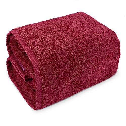 Indulge Linen Oversized Bath Sheet, 100% Turkish Cotton, Cra