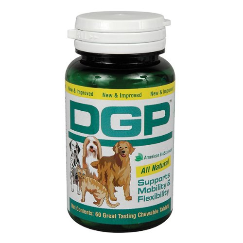 D.G.P. (Dog Gone Pain) - 60 count