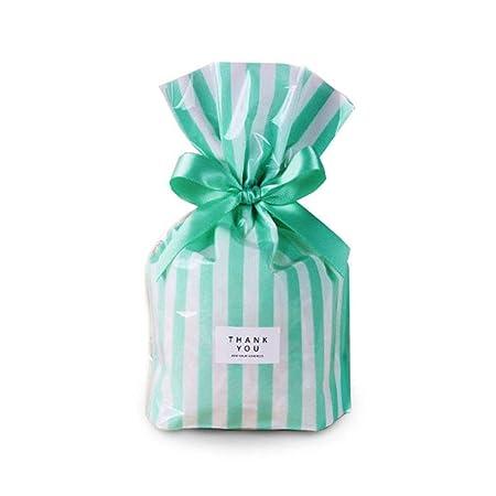 aaerp 50 pcs Marshmallow Galletas Candy OPP Bolsos, Bolsas ...