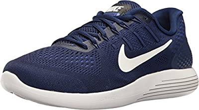 NIKE Men's Lunarglide 8, Binary Blue/Summit White-Black, 15 M US