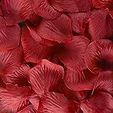 Super Z Outlet Silk Fabric Flower Mini Rose Petals