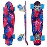 "Geelife 22"" Complete Mini Cruiser Skateboard for"