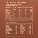 By Nature Plant Protein Powder, 500g (Rich Chocolate) for Women & Men, Pea + Brown Rice + Mung Bean Protein, Vegan, All…