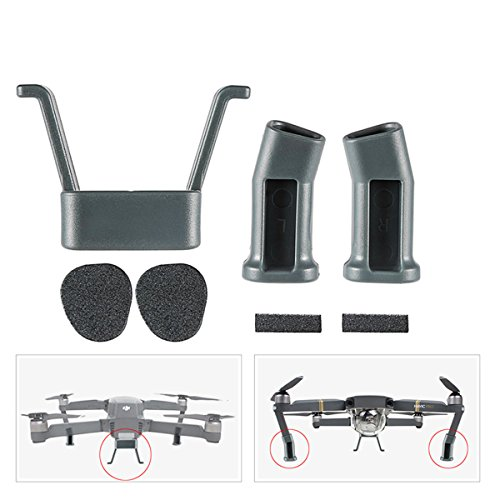 aqgoodlife-dji-mavic-pro-accessories-landing-gear-height-extender-kit-stabilizers-with-protection-pa
