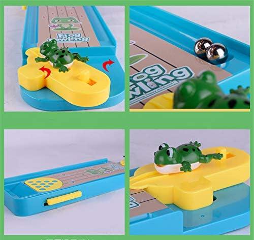 Zzh Rompecabezas de los niños Juego de Mesa Creativo Mini Bowling ...