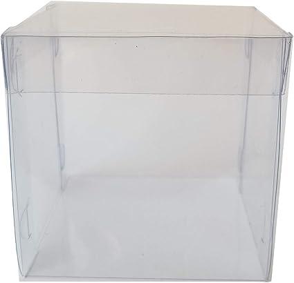 Caja cúbica transparente, caja de regalo transparente, ideal para ...