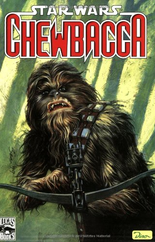 Star Wars Sonderband 4, Chewbacca