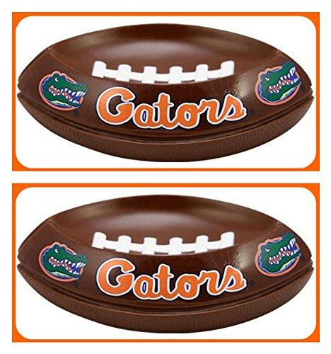 2 Florida Gators NCAA Licensed Soap Dishes ()
