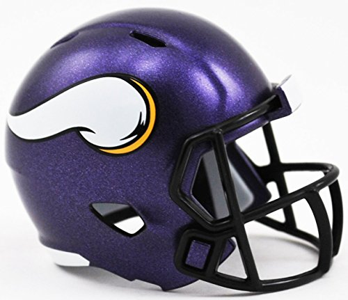 - Riddell Minnesota Vikings NFL Football Helmet Christmas Tree DIY Ornament