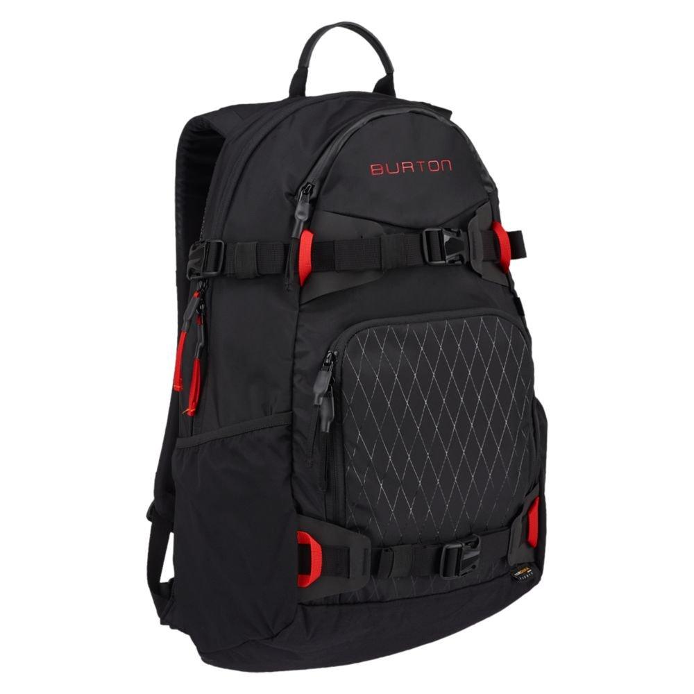 Burton Riders Pack 2.0 mochila Snowboard, 51 cm, 25 L, Black Cordura, talla única: Amazon.es: Deportes y aire libre