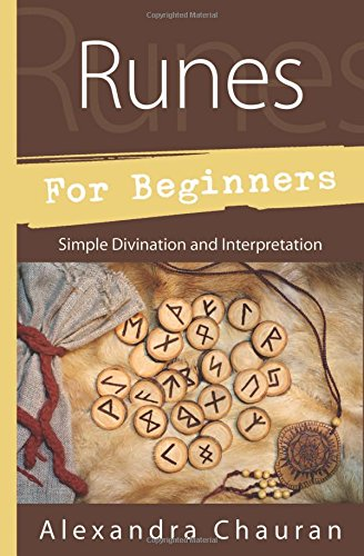 Download Runes for Beginners: Simple Divination and Interpretation (For Beginners (For Beginners)) ebook