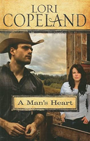book cover of A Man\'s Heart