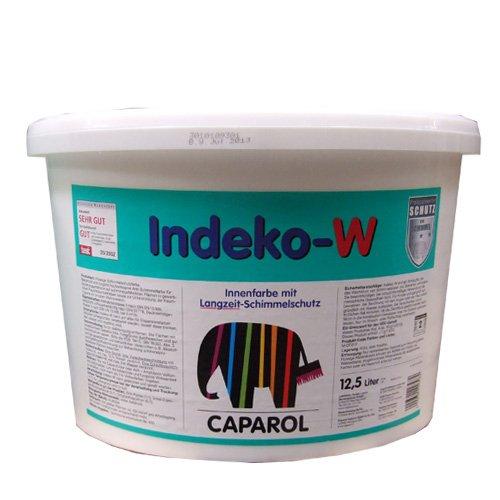Caparol Indeko-W 12,5 Liter, weiß