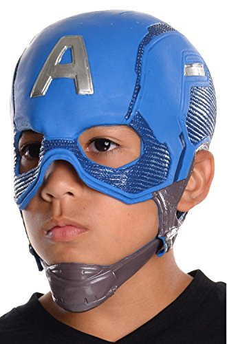 Rubies Civil War Captain America Child Mask-