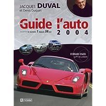 Le Guide de l'auto 2004