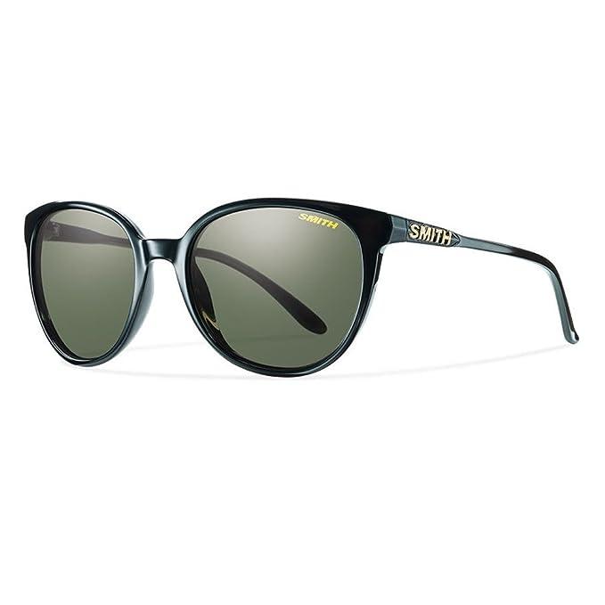 aafd09ca0dab Amazon.com  Smith Optics Cheetah Sunglasses (Black