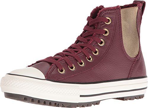 Converse Chuck Taylor All Star Leather Fur Chelsea