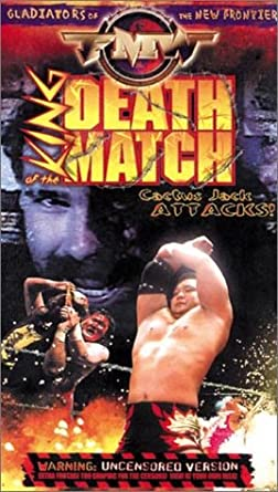 FMW (Frontier Martial Arts Wrestling) - King of the Death Match (Uncensored Version